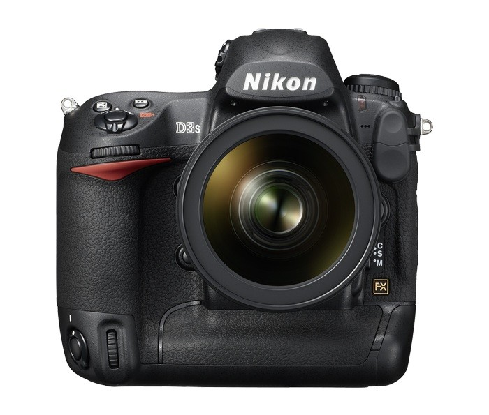 D3S Digital SLR Camera (Camera Body)
