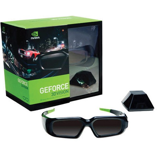 Nvidia 3D glasses kit