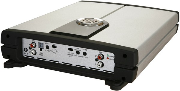 Potencia DLS X Program X-A30 - analogue 3-channel stereo amplifier Extreme Machines