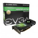 EVGA 512-P3-N871-AR GeForce 9800 GTX+ 512MB 256-bit DDR3 PCI Express 2.0 x16 HDCP Ready SLI Support Video Card