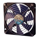 Extreme Machines Ventilador Fan Cooler Mascool SLC-FD14025 Super Silent Case Fan 140x140x25mm 2 Ball Bearing